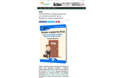 EnFranquicia se hace eco del GuíaBurros: Venta a puerta fría, de Tomás Santoro