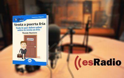Tomás Santoro y el GuíaBurros: Venta a puerta fría en Mundo Emprende, en esRadio